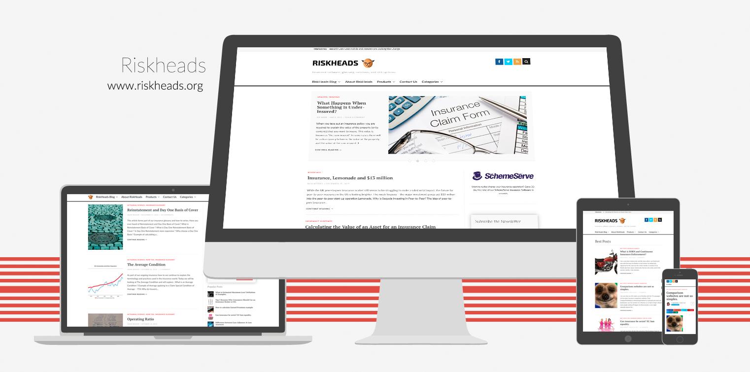 Weeboo Design Portfolio 2016 - Riskheads